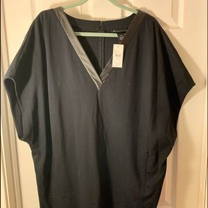 Lane Bryant Black Dress